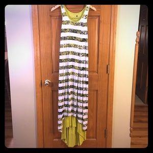Kensie Tank maxi dress